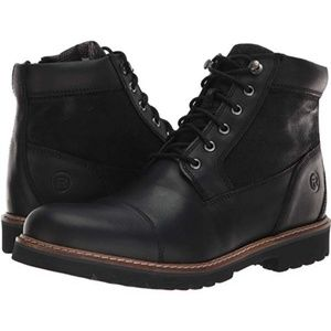 🆕️Rockport Marshall Rugged Cap Toe Boots